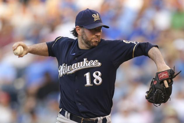 Shaun Marcum Injury: A Major Concern for the Milwaukee Brewers?