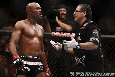 Steven Seagal Says Chael Sonnen Had an Unfair Advantage Against Anderson Silva