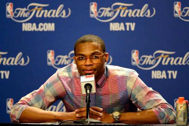 NBA Playoffs 2012: Why Are NBA Stars Dressing the Way They Are?