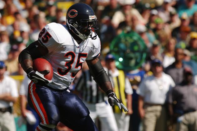 Counting Down the NFC North's 5 Biggest Busts: No. 5, Anthony Thomas, RB, Bears