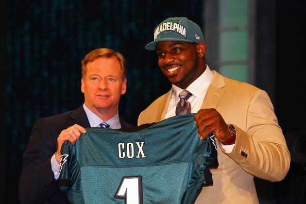 Fletcher Cox Signs with Philadelphia Eagles, D-Line Will Be NFL's Best in 2012