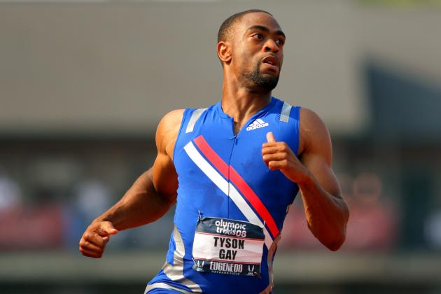 Tyson Gay: Olympic Gold Medal Is More Than Just a Dream for Star US Sprinter