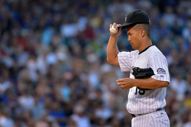 MLB Trade Rumors: Jeremy Guthrie on the Block, Troy Tulowitzki Next?