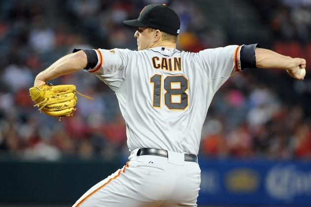 San Francisco Giants' Matt Cain Not Perfect vs. Angels, but Good Enough to Win