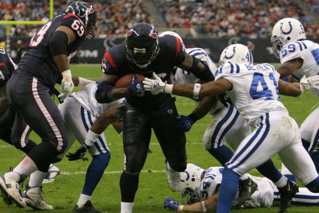 AFC South Time Machine: Houston Texans Forgotten Game