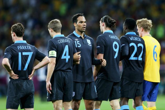 England vs. Ukraine Live Stream: Online Viewing Info for Euro 2012 Match