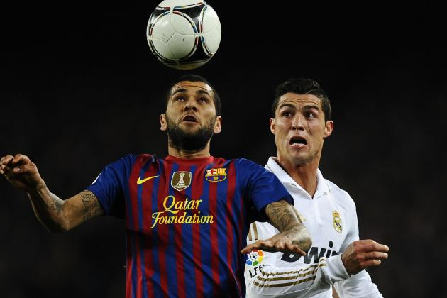 Rosell: Barcelona Starting XI All Better Than Ronaldo