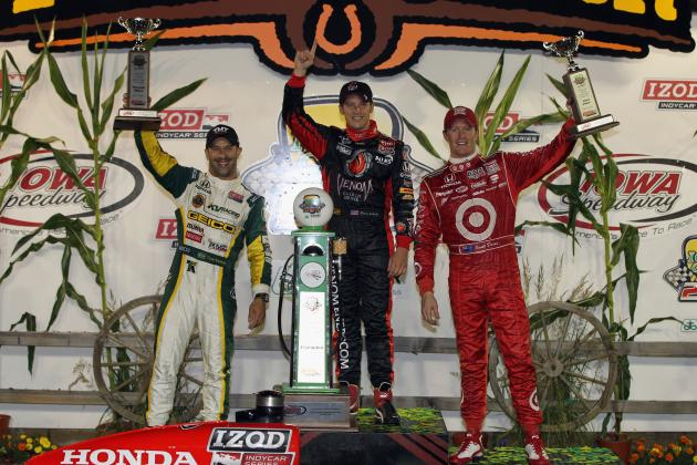 Iowa Corn Indy 250 2012: Start Time, Lineup, TV Schedule and More
