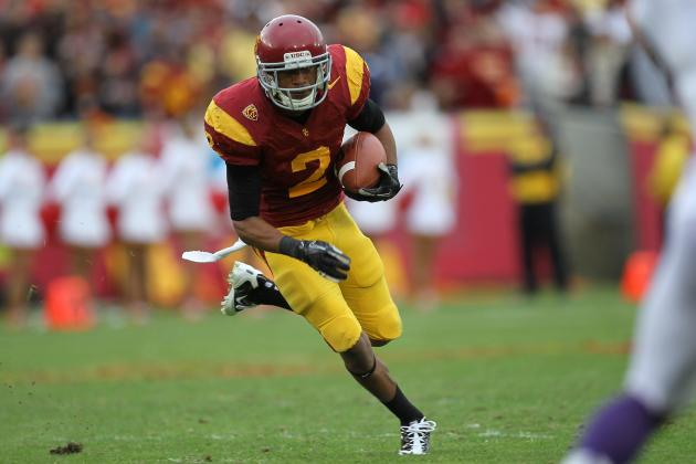 USC Football: Robert Woods Injury Not a Major Concern for Trojans