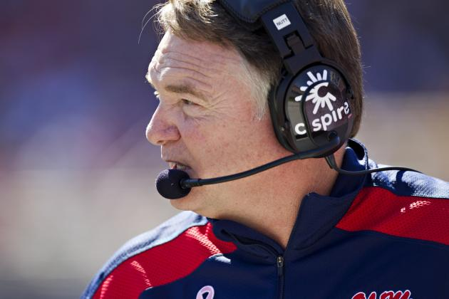 College Football: Houston Nutt & Mike Sherman Prove Importance of Buyout
