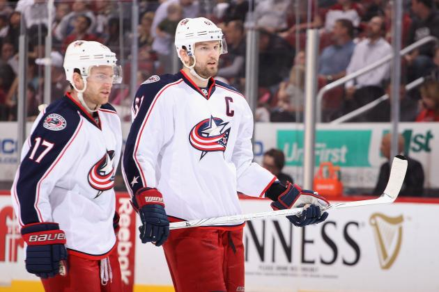NHL Draft Order 2012: Blue Jackets and Teams Who Would Benefit from Trading Down