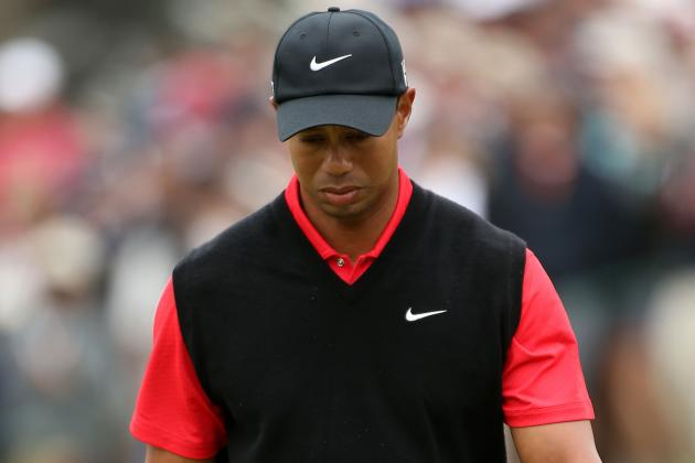 Tiger Woods: Struggles at US Open Prove Return to Dominance Is Unrealistic