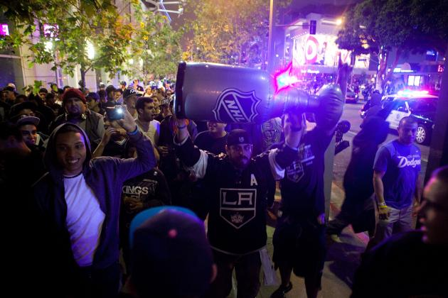 Kings Fan Takes out Classified Ad in New Jersey Paper, Hilarity Ensues
