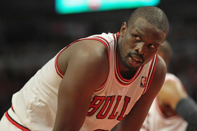 NBA Trade Rumors: Bulls Would Be Wise to Deal Luol Deng to Land Lottery Pick