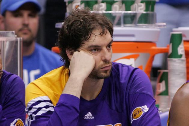 Lakers Rumors: How the Lakers Can Trade Pau Gasol for Future Franchise Stars