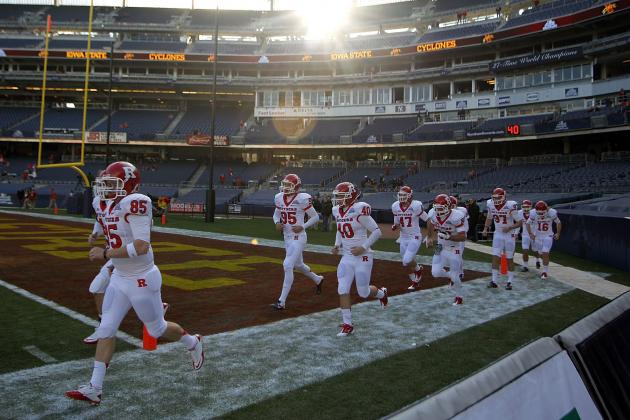 Rutgers Football: Results in the Classroom as Well as the Gridiron