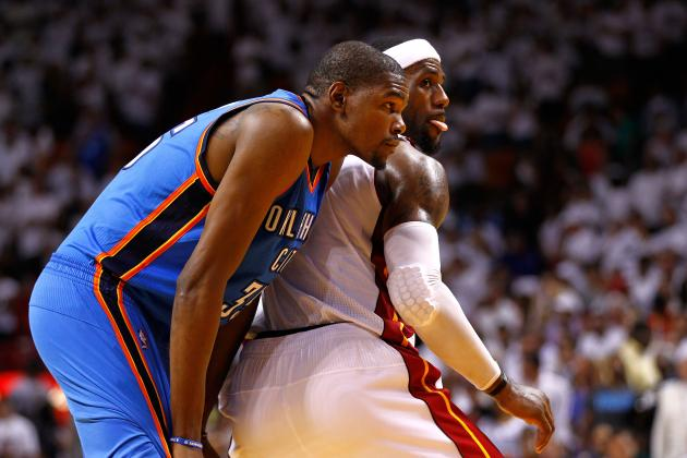 Oklahoma City Thunder vs. Miami Heat: NBA Finals Game 4 Preview