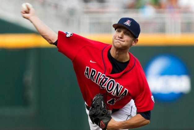 College Baseball World Series 2012: Pitchers Who Will Perform Under Pressure