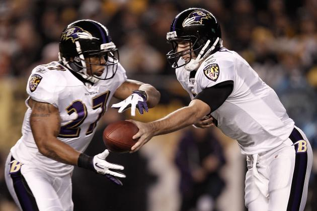 Spotlighting the Baltimore Ravens' RB Position Heading into the 2012 Season