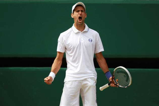 Wimbledon 2012: Why Novak Djokovic Will Dominate at the All England Tennis Club