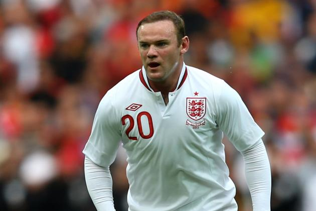 Rooney's Redemption Looms Large as England Prepare for Ukraine at Euro 2012