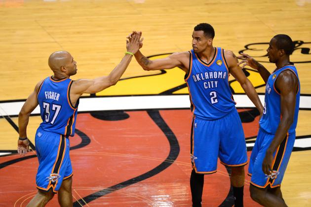 NBA Finals Schedule 2012: Role Players Who Must Step Up to Bring Thunder Home