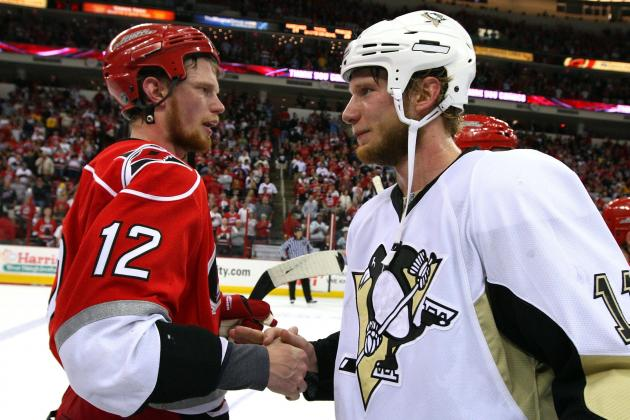 NHL Trade Rumors: Hurricanes Must Not Overpay for Penguins Star Jordan Staal