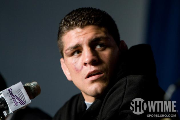 UFC Stars Nick Diaz, Erick Silva and the Growth of Twitter-Based MMA Journalism