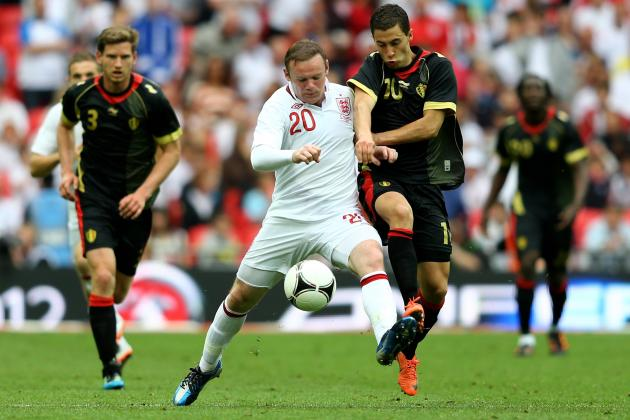 England Euro 12: Three Lions Are Built for Deep Run at Euros