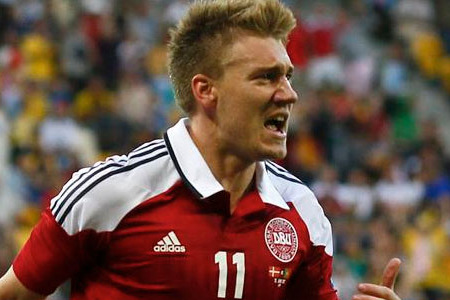 Arsenal Transfer Rumors: Could Nicklas Bendtner Leave Gunners for Benfica?