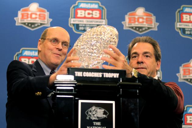 Say Goodbye to the BCS, the Name at Least