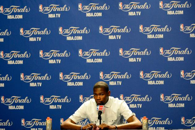 NBA Finals 2012: Can Kevin Durant Take Final Series Like LeBron Took Indiana?