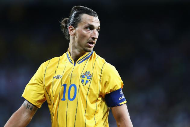 Sweden 2-0 France: As It Happened