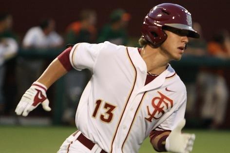 College World Series 2012: Florida State's John Holland Suspended After Arrest