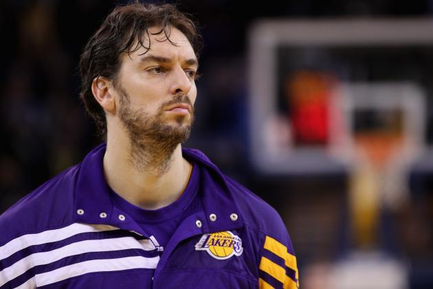 NBA Rumors: Memphis Grizzlies Would Be Crazy to Consider Bringing Back Pau Gasol