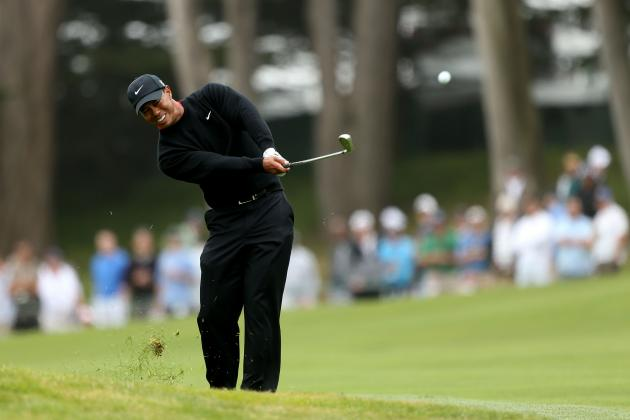 US Open Golf 2012: Tiger Woods Taking Steps Towards Competing Again for a Major
