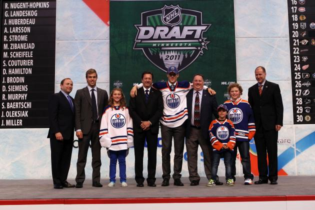 2012 NHL Draft Prospects: Analyzing Best Fits for Edmonton Oilers at No. 1