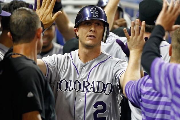 Troy Tulowitzki in Injury Limbo with Colorado Rockies