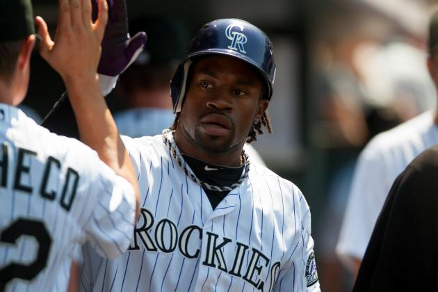 Eric Young Jr. Starts in Center for Rockies, No Plans for Second Base