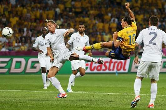 Sweden 2-0 France: Les Bleus Finish Second