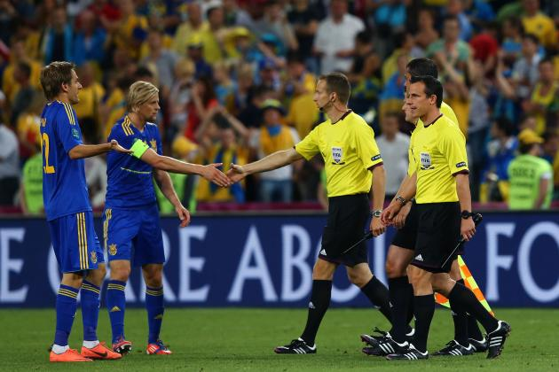 UEFA Euro 2012: With Missed Offside and Goal, Do Two Wrongs Make a Right?