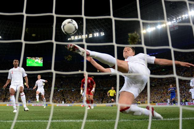 Ukraine vs. England: Marko Devic Enters Goal-Line Technology Hall of Shame