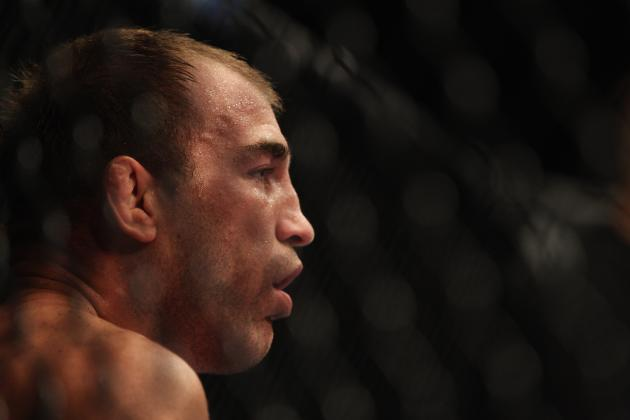 Brian Ebersole Wouldn't Mind Beating Up a Diaz Brother After UFC on FX 4