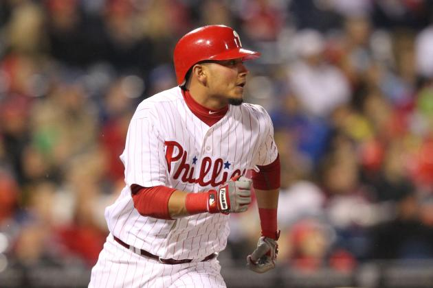 Freddy Galvis: Philadelphia Phillies Rookie Suspended 50 Games After Drug Test