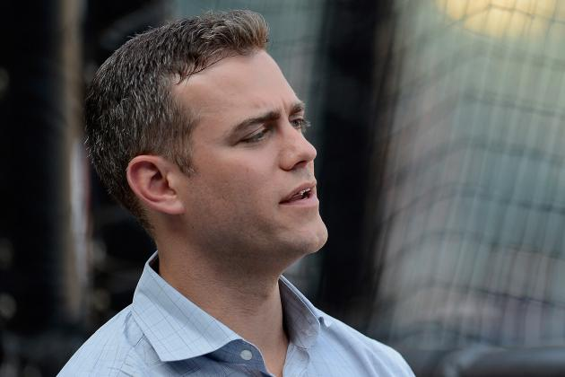 Why Cubs GM Theo Epstein Should Help the Red Sox at the Trade Deadline