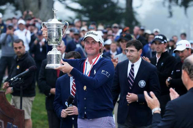 Webb Simpson: Young Golfer's 2012 US Open Win a Sign of Things to Come
