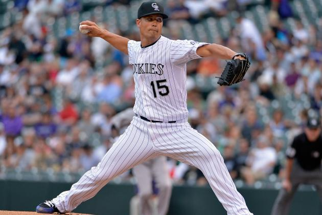 Rockies Go Radical: Four-Man Rotation, 75-Pitch Limit
