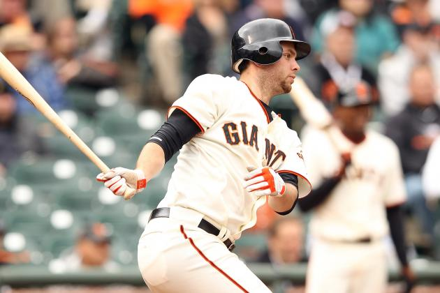 Brandon Belt: Breaking Down the First Baseman's Improved Hitting Mechanics