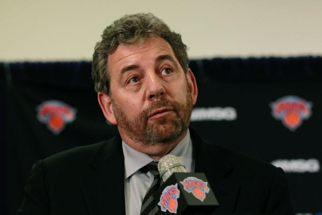 Phil Jackson's 'Clumsy' Comments Prove James Dolan Must Sell New York Knicks