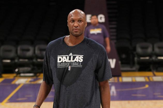 LA Lakers: Why Lamar Odom Should Not Return to Los Angeles
